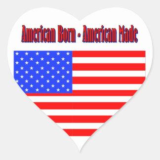 regularflagabam.PDF Heart Sticker