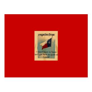 regularjoes_and_texas_tshirt-p2351982012622064252a postcard