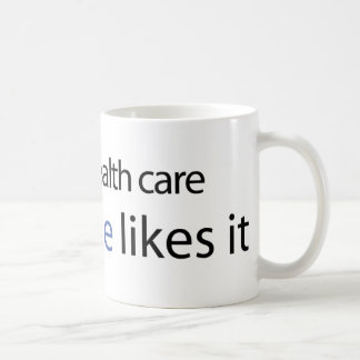 Regulated Health care Coffee Mug