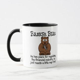 Regulating the financial industry mug
