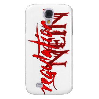 Regulation Nein iphone 3 Case