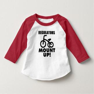 Regulators Mount Up funny Toddler shirt