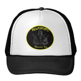 REGULATORS TRUCKER HAT