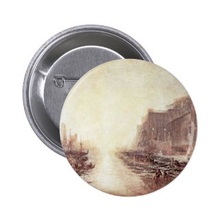 Regulus Sets Off From Rome By Turner Joseph Mallo Pinback Button