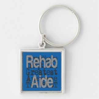 Rehab Aide Extraordinaire Keychain