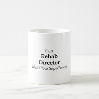 Rehab Director Coffee Mug