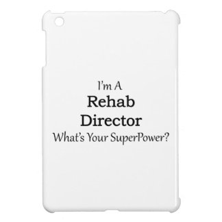 Rehab Director Cover For The iPad Mini