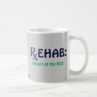 Rehab: Resort of the Rich Coffee Mugs