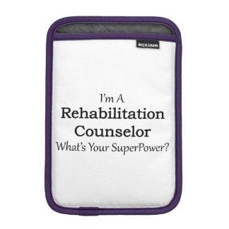 Rehabilitation Counselor iPad Mini Sleeve