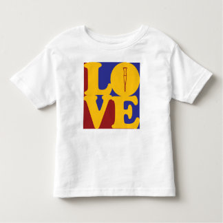 Rehabilitation Love Toddler T-shirt