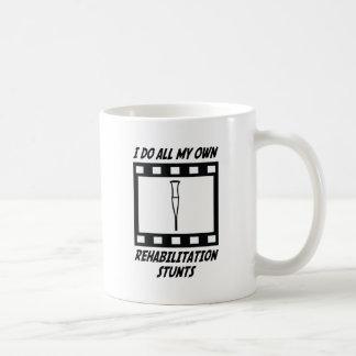 Rehabilitation Stunts Coffee Mug