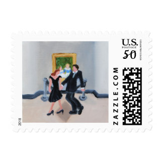 REHEARSAL DINNER POSTAGE STAMP