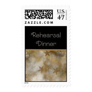 Rehearsal Dinner Stamps