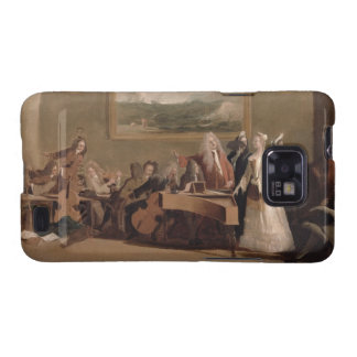 Rehearsal of an Opera, c.1709 (oil on canvas) 2 Samsung Galaxy SII Cases