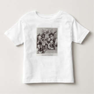 Rehearsal of the Oratorio of Judith, 1734 Tee Shirt