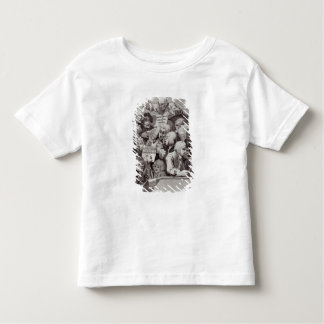 Rehearsal of the Oratorio of Judith, 1734 Toddler T-shirt