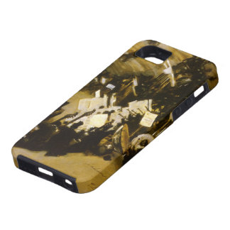 Rehearsal of the Pasdeloup Orchestra by Sargent iPhone SE/5/5s Case