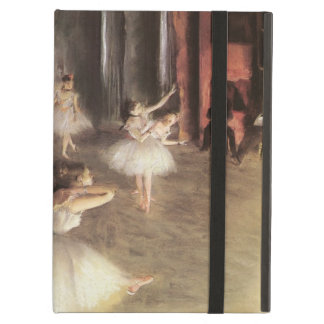 Rehearsal on the Stage by Edgar Degas iPad Air Case