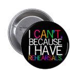 Rehearsals Round Button