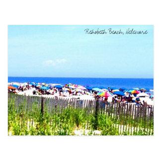 Rehobeth Beach Postcard