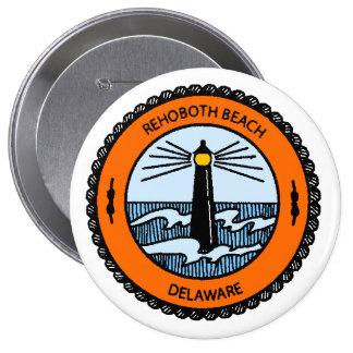 Rehoboth Beach Pinback Buttons