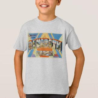 Rehoboth Beach Delaware DE Vintage Travel Postcard T-Shirt