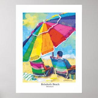Rehoboth Beach Delaware Poster
