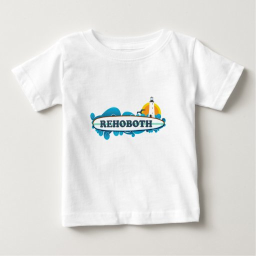 Rehoboth Beach. Infant T-shirt