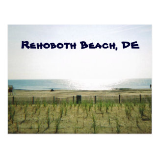 Rehoboth Beach Postcard