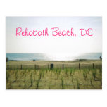 Rehoboth Beach Postcard - Pink Ink