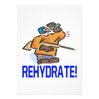Rehydrate Custom Invite