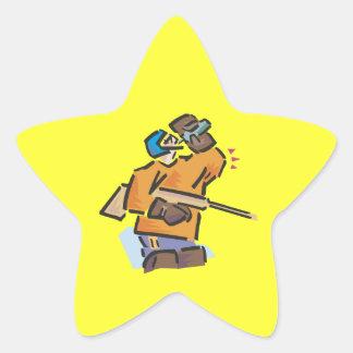 Rehydrate Star Sticker