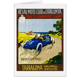 Reial Moto Club de Catalunya Card