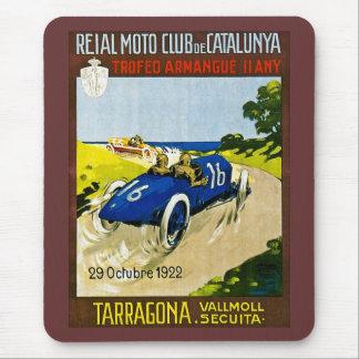 Reial Moto Club de Catalunya Mouse Pad