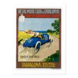 Reial Moto Club de Catalunya Postal