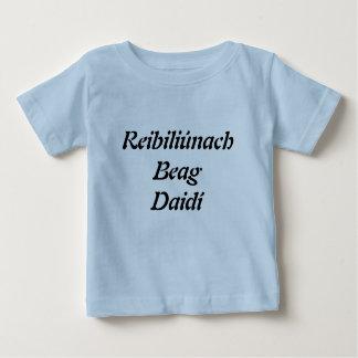 reibiliúnach beag daidí tshirts