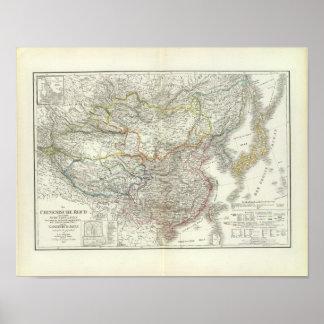 Reich de Chinesische - imperio chino Posters