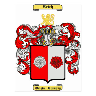 Reich Postal