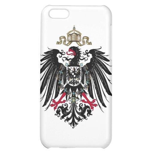Reich-Reichsadler alemán 1889