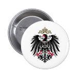 Reich-Reichsadler alemán 1889 Pin