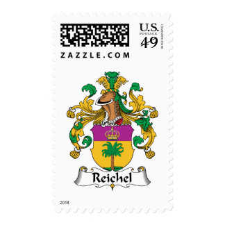 Reichel Family Crest Stamps