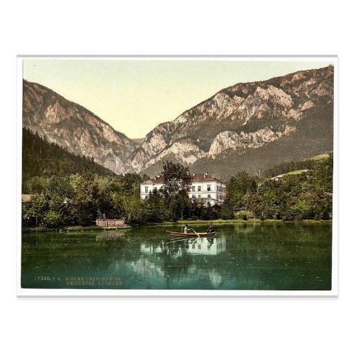 Reichenau, casa de la primavera, una Austria más Tarjetas Postales