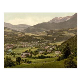 Reichenau City View Postcard
