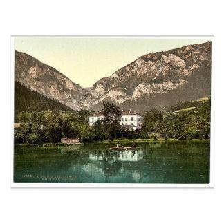 Reichenau, Spring House, Lower Austria, Austro-Hun Postcard