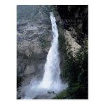 Reichenbach Falls, Switzerland Postcard