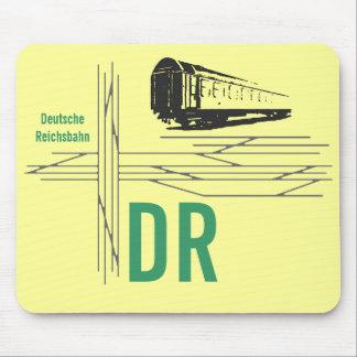 Reichsbahn DDR Alfombrilla De Raton