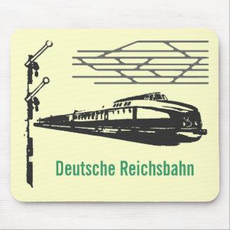 Reichsbahn DDR Tapetes De Raton