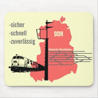 Reichsbahn DDR Alfombrilla De Ratones
