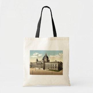 Reichsgericht, Leipsig (i.e., Leipzig), Saxony, Ge Canvas Bags