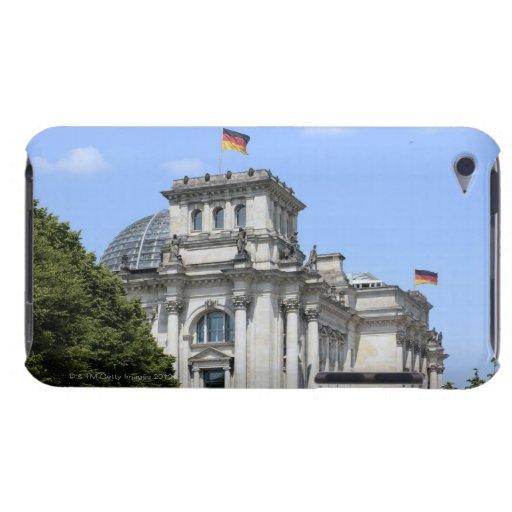 Reichstag, Berlín, Alemania 2 iPod Touch Case-Mate Cobertura